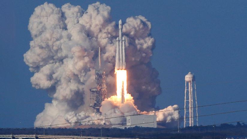SpaceX lanza el cohete más potente del mundo: ¿Por qué es importante?