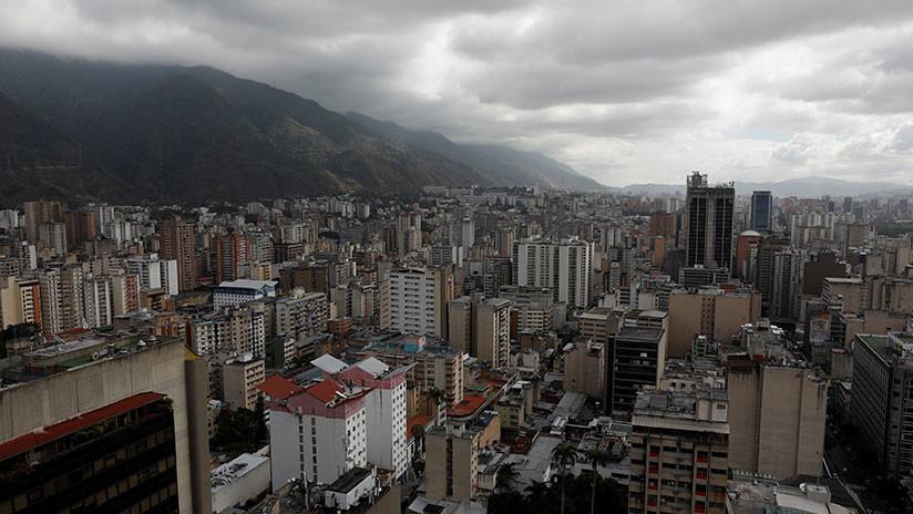 Ministro venezolano denuncia que un sabotaje produjo apagón en Caracas