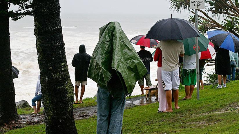 Residentes de la costa este de EE.UU. entran en pánico por una falsa alarma de tsunami