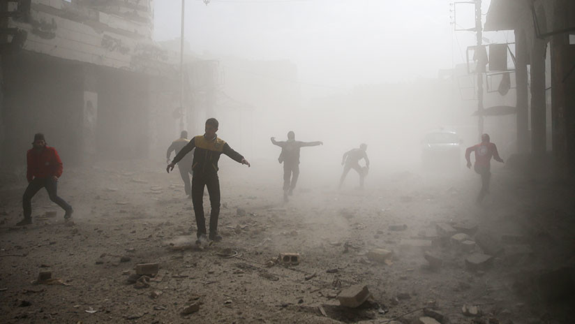 VIDEO: Israel realiza un ataque aéreo cerca de Damasco