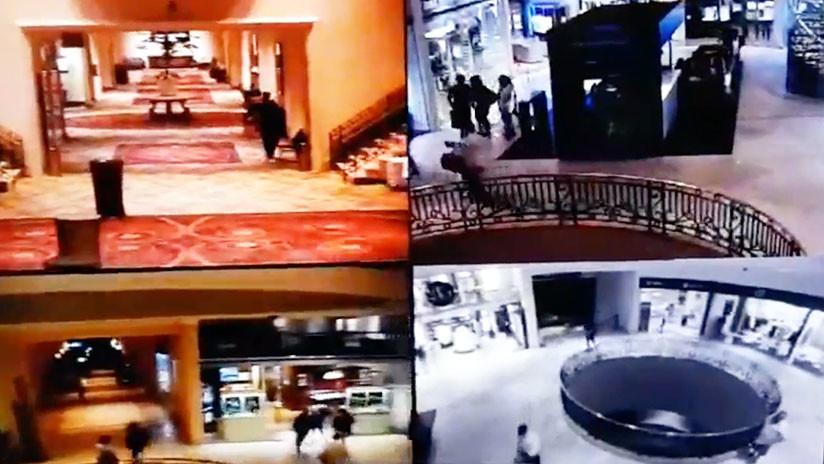 VIDEO, FOTOS: Comando armado mexicano asalta una joyería en un hotel de Uruguay