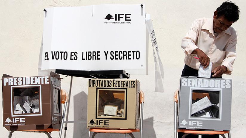 """México: """"No hay pruebas de injerencia rusa alguna en nuestras elecciones"""""""