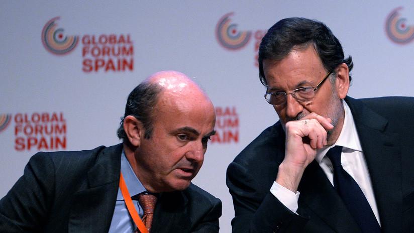España: Rajoy propone a su ministro de Economía como vicepresidente del BCE