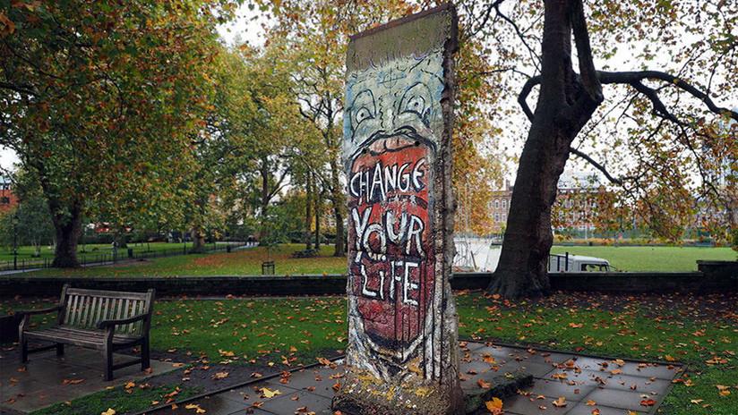 El Muro de Berlín cayó, pero ¿dónde se encuentran ahora sus restos?