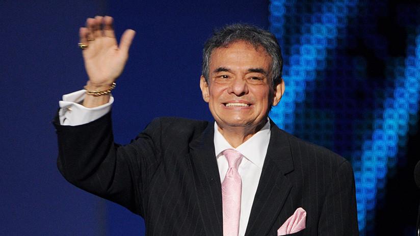 Hospitalizan al cantante mexicano José José