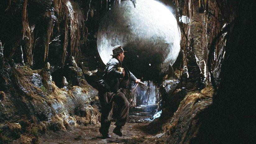 Hallan un antigua tumba con un sistema de piedras rodantes al estilo Indiana Jones en China
