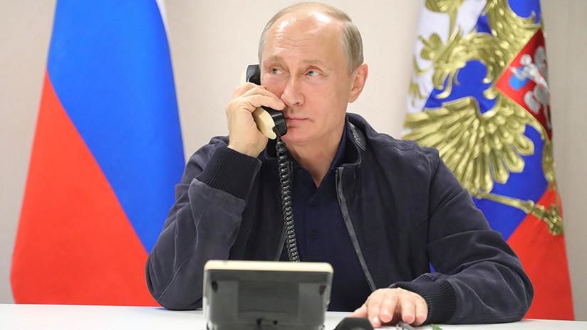 Putin y Erdogan estudian la posibilidad de una cumbre trilateral con Irán sobre Siria