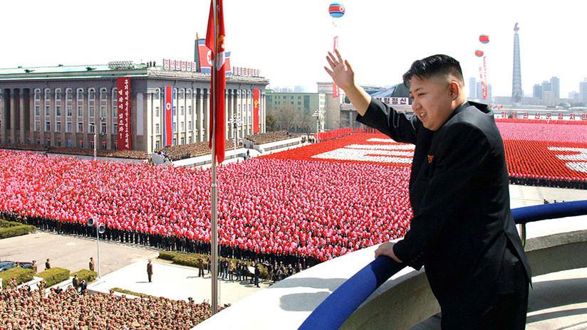 """Kim Jong-un: """"Corea del Norte es un poder militar de talla mundial"""""""