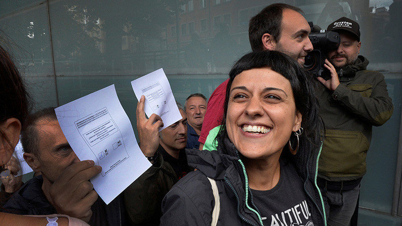 España: El entorno de Anna Gabriel, exdiputada catalana, niega que esté en Venezuela