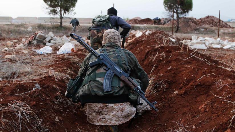 """""""La zona de seguridad de EE.UU. en Siria ayuda al EI a esconderse de las tropas del Gobierno"""""""