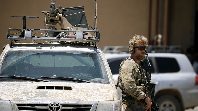 """""""Los milicianos sirios atacados por EE.UU. realizaban una operación contra el Estado Islámico"""""""