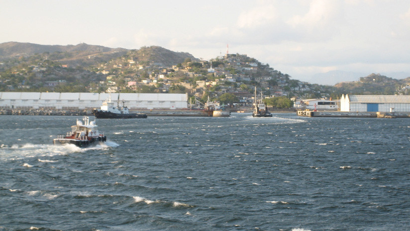 México: El tren carguero de Salina Cruz vuelve a 'silbar' después de 20 años