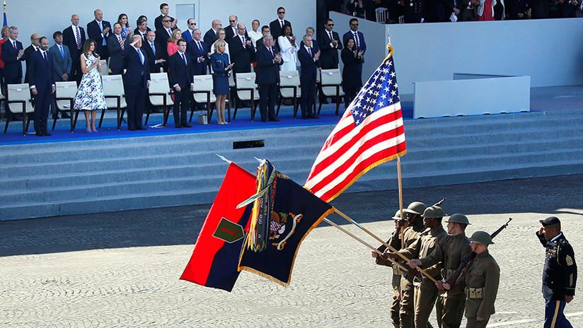 """""""Más Kim Jong-un que Campos Elíseos"""": ¿Cómo sería el gran desfile militar que quiere Trump?"""