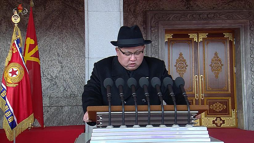 """Corea del Norte saca músculo militar mientras EE.UU. anuncia """"nuevas sanciones"""""""