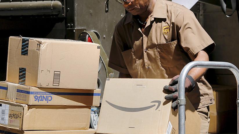 Una pareja no sabe cómo dejar de recibir oleadas de paquetes de Amazon que nunca ordenaron