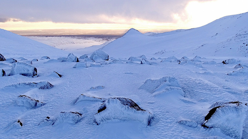 La amenaza que ocultan las tierras congeladas del Ártico