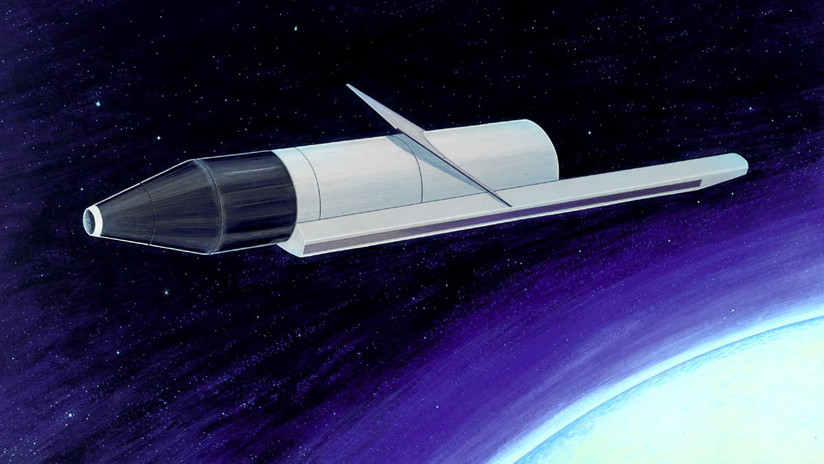 FOTO: Un astrónomo capta imágenes de satélites nucleares soviéticos volando en el espacio