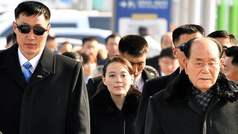 La hermana de Kim Jong-un robará a Ivanka Trump toda la atención en los Juegos de Invierno