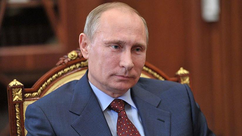 """Putin espera que Occidente """"se canse de las sanciones"""" y sus relaciones con Rusia se normalicen"""