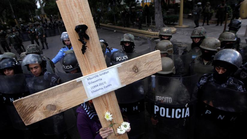 """""""La Justicia de Honduras oprime a la víctima y protege al victimario"""""""