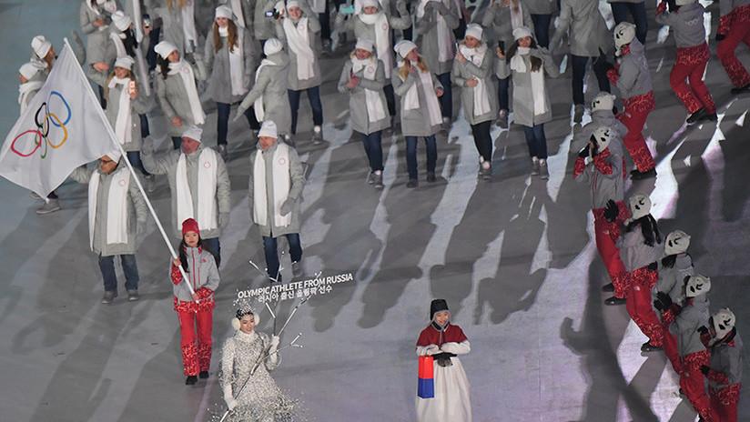 Canadá choca con Rusia en Corea del Sur y se disculpa
