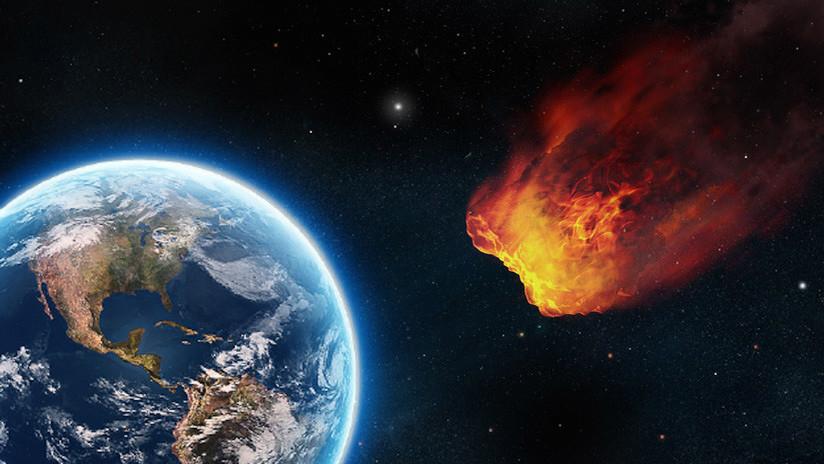 Un gran asteroide descubierto el pasado domingo se acercará a la Tierra en unas horas