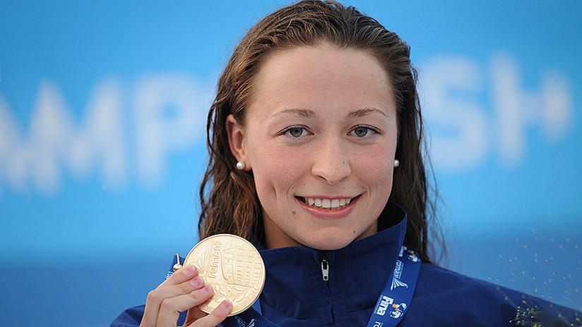 Una nadadora olímpica de EE.UU. denuncia que fue abusada sexualmente por su entrenador