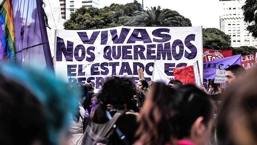 Argentina: el feminismo se apodera de la televisión (VIDEOS)