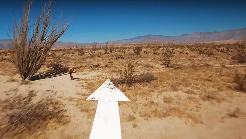 VIDEO: Esta aplicación promete ayudar a cruzar ilegalmente la frontera entre México y EE.UU.
