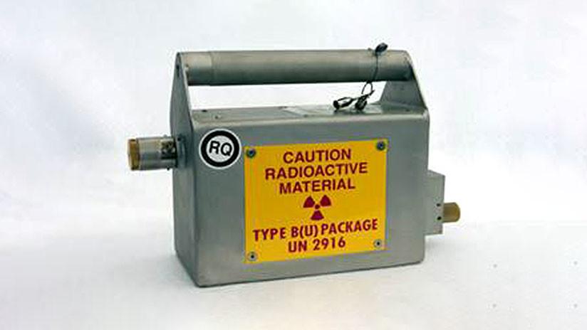 Alerta en siete estados de México por robo de un densímetro nuclear