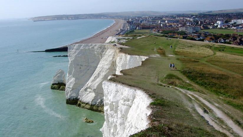 FOTO: ¿Es este el picnic más peligroso del mundo?