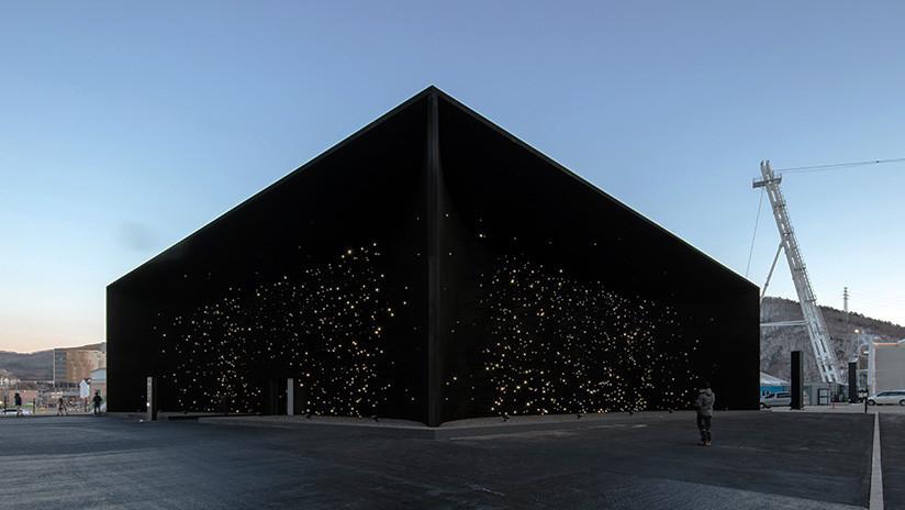 VIDEO: Así es el edificio más oscuro del mundo, que el ojo humano no puede reconocer