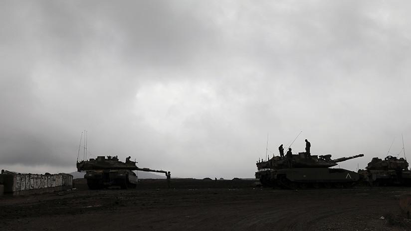 Siria afirma que impactó a más de un avión en respuesta al ataque israelí
