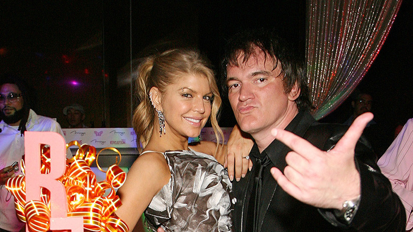 VIDEO: Fergie responde a la polémica sobre el mordisco 'zombi' que le dio Tarantino