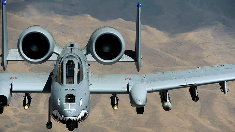 VIDEO: Un caza de EE.UU. destruye con pasmosa precisión un vehículo terrorista en Afganistán