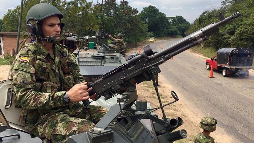 Colombia: El ELN dinamita un puente en la Ruta al Sol