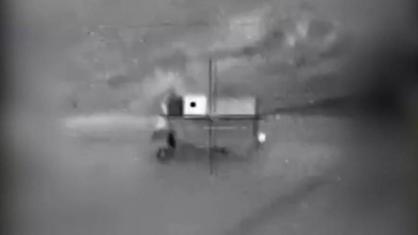 VIDEO: Israel destruye un vehículo de control de Irán en Siria