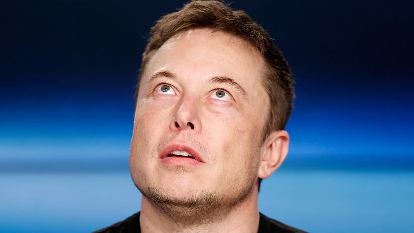 VIDEO: Esta fue la reacción de Elon Musk durante el lanzamiento del Falcon Heavy