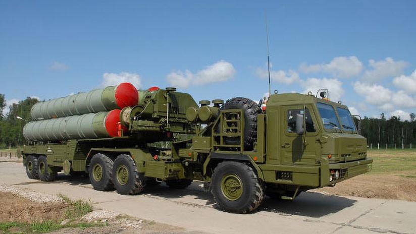 """Rusia podría vender sistemas antiaéreos S-400 a EE.UU. """"si Washington los quisiera"""""""