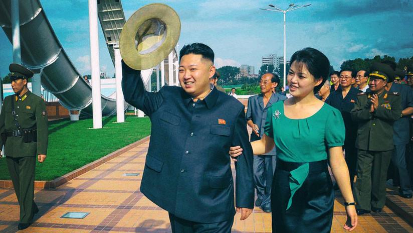 VIDEO: Así es la misteriosa y discreta esposa de Kim Jong-un