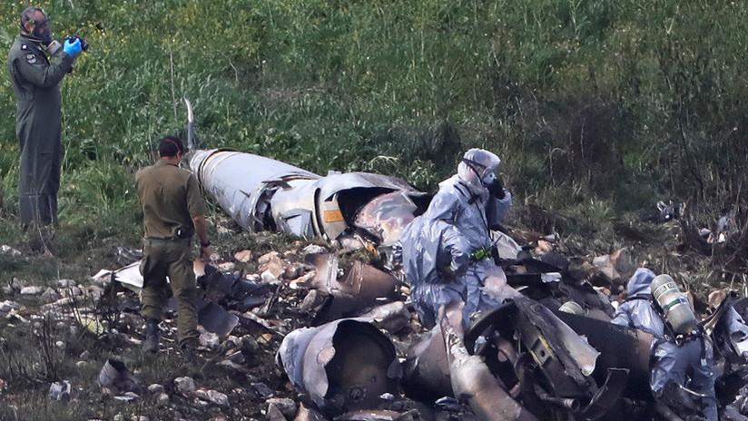Irán cree que el derribo del caza israelí por Siria cambia el equilibrio de fuerzas en Oriente Medio