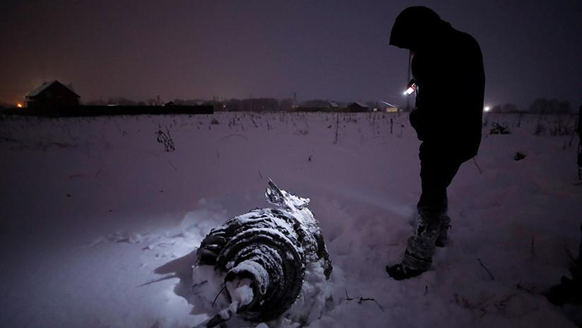 AUDIO: El último contacto entre el avión ruso siniestrado y los controladores de vuelo