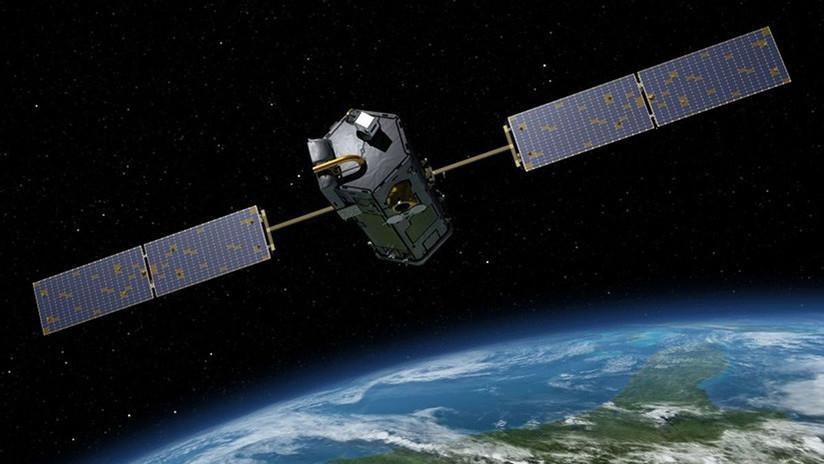 FOTO: Un satélite de la NASA capta un proceso inusual en el mar Caspio