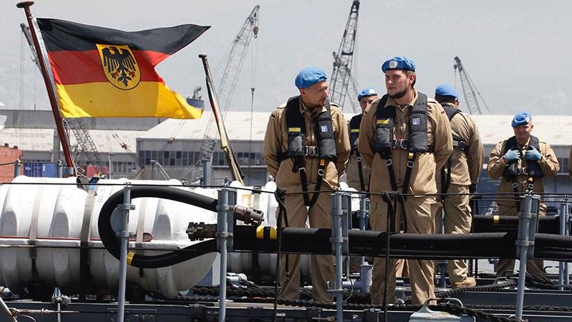 Nuevo problema para el Ejército alemán: La Marina se está quedando sin buques de guerra