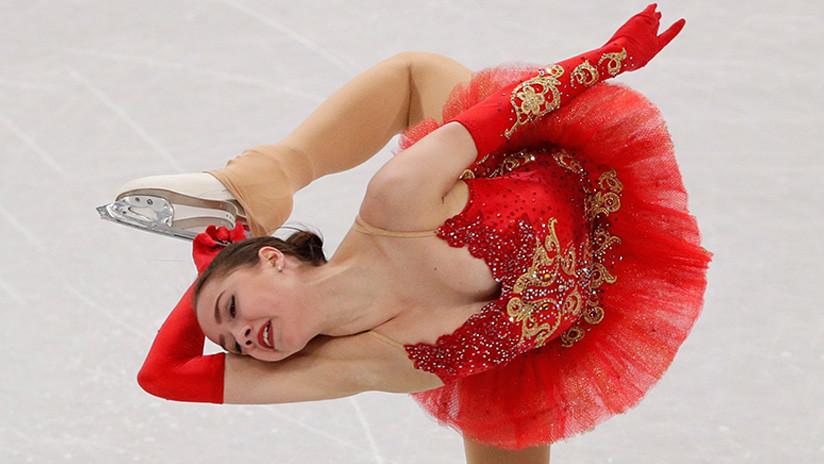 Rusia se asegura el segundo puesto en la competencia por equipos de patinaje artístico en los JJ.OO.