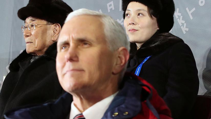 Mike Pence: États-Unis est prêt à parler avec la Corée du Nord