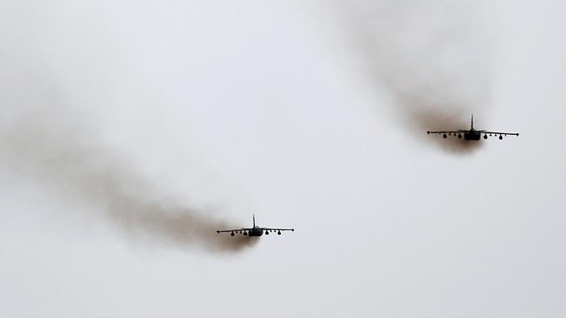 Los nuevos Su-25 son invulnerables a los misiles antiaéreos