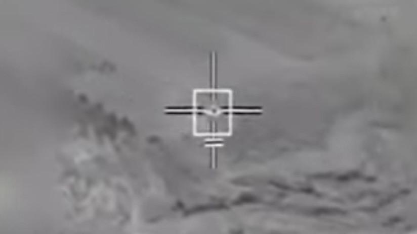 El dron iraní derribado en Israel es una copia de un dron estadounidense