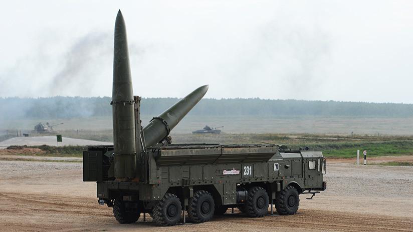 """Polonia explica el temor de la OTAN ante el """"arma más peligrosa"""" de Rusia"""