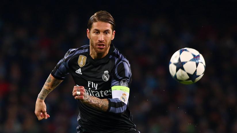 Un nuevo polémico 'look' de Sergio Ramos desata una ola de memes en la Red